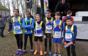 Championnat Départemental de Cross